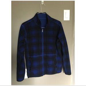 Jackets & Blazers - Reversible Fleece Jacket